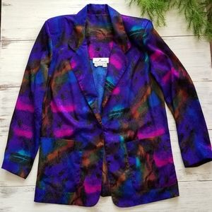 1980's Andre Chateau Blazer Medium Relaxed Fit